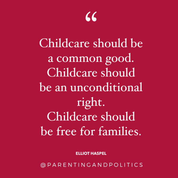 Childcare for all