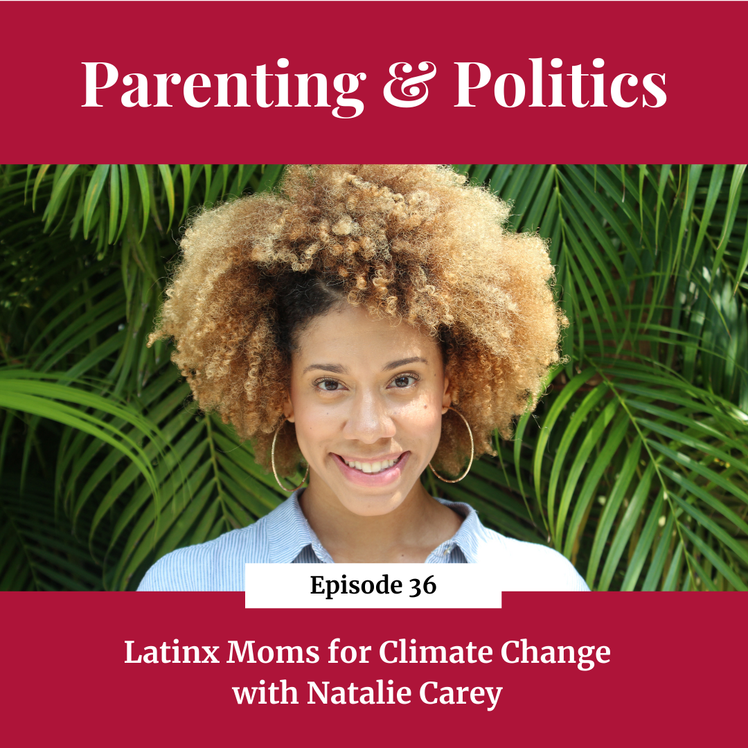 Latinx Moms for Climate Change